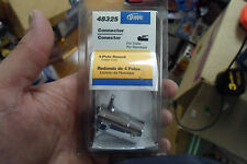 BRAND NEW HOPPY CONNECTOR 48325 FOR TRAILER 4-POLE ROUND TRAILER END