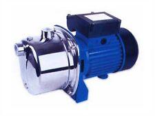 JX100 Stainless Steel Self-Priming Jet Pump for Water, 0.75kW (1HP)