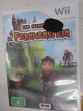 THE ISLAND OF DR FRAHKENSTEIN Wii