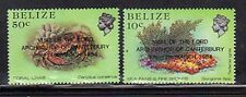 Belize 715-6 Fish Mint NH
