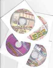 JUKEBOX  SEEBURG  220 222 101 161 201 SERVICE MANUAL MANUALS