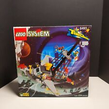 LEGO System 6493 SEALED BOX From 1996 Time Cruisers 234 Pcs
