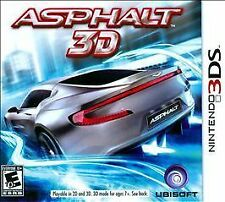 Asphalt 3D - Nintendo 3DS Game Only