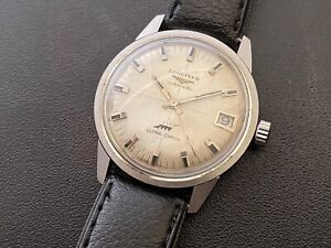 Vintage 1967 Longines Ultra-Chron Automatic Watch
