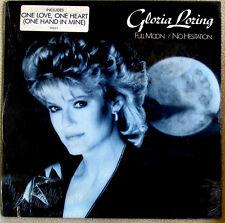 Gloria Loring Full Moon / No Hesitation 1988 Atlantic Records SOUL POP Sealed LP