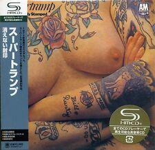 SUPERTRAMP indelibly tamponnée Japon MINI LP SHM-CD UICY - 93608 NEW!!!