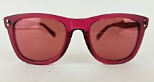 Marc by Marc Jacobs Sunglasses Dark Pink Mirror Lens MMJ 335/S Unisex 51-20-140