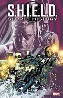 S. H. I. E. L. D.  tpb 50th Anniversary  2016 marvel nick fury