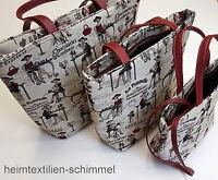 Handtasche Einkaufstasche Badetasche Tragetasche Shoppingbag Cityshopper PARIS