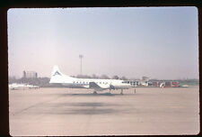 Orig 35mm airline slide Delta Air Transport Convair 440 OO-VGP [212-2]