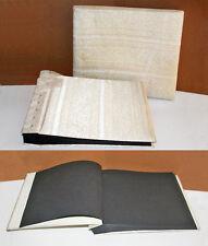 Album fotografico porta foto, artigianale per formati vari - 28 fogli