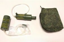 Russian Army Ratnik Water Filter IF-10 6Э1 with  molle pouch EMR
