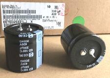 100 pièces Elko Panasonic 330uf 420 V 35x35 rm10 105 ° composant logiciel enfichable