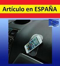 1 Pegatina antideslizante MOVIL smartphone iphone llaves sujecion coche soporte