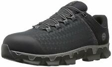 Timberland Mens Pro Steel toe Lace Up Safety Shoes, Black Synthetic, Size 14.0 k