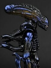 NEW AUTHENTIC ALIENS 2 ALIEN WARRIOR SCI-FI REVOLTECH 016 KAIYODO FIGURE (RARE!)