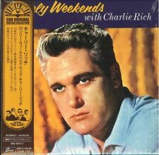 CHARLIE RICH-LONELY WEEKENDS WITH CHARLIE RICH-JAPAN MINI LP CD Ltd/Ed F04