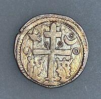 Hungary Slavonia Silver banovac (denar) Bela IV 1235-1270     VF