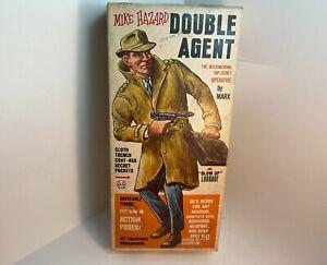 Vintage Marx 1960's Mike Hazard Double Agent Figure