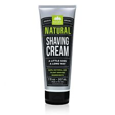 Pacific Shaving Company Natural Shaving Cream - 7 fl oz - (Pack of 1)