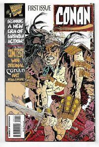 Conan 1995 #1 Near Mint