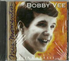 Mis Momentos Bobby Vee  Latin Music CD