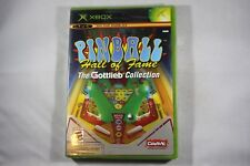 Pinball Hall of Fame The Gottlieb Collection (Microsoft Xbox) NEW Factory Sealed