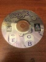 Boggle For Windows 95  Original 1995 PC Game