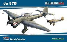 Eduard 1/144 Model Kit 4431 Junkers Ju 87B 'Stuka' Dual Combo C