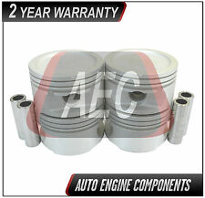 Piston Set Fits GMC Chevy Joy Monza Corsa  1.6 L SOHC - SIZE 020