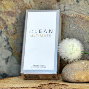 CLEAN - ULTIMATE - 60ML EAU DE PARFUM, edles Damen EDP SPRAY, NEU & OVP