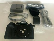 Olympus OM-D E-M1 Mirrorless Digital Camera with 16MP and 3-Inch LCD