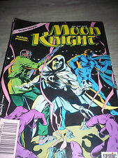 MOON KNIGHT Comics SEMIC super heros FRENCH numéro 4 Version intégrale MARVEL