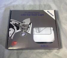 Phi Beta Sigma Fraternity LED Car Door Light- Set of 2-New!