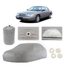 Ford Crown Victoria 4 Layer Car Cover Fit Outdoor Water Proof Rain Snow Sun Dust