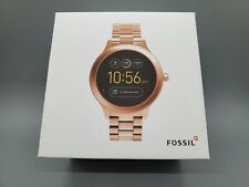 Fossil Gen 3 Q Venture Smartwatch, Rose Gold, NEW WITH TAGS!!  EXTRA BAND!!
