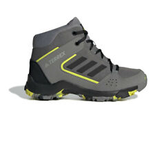 adidas Boys TERREX HYPERHIKER Boys's Hiking Boots Grey Sports Outdoors