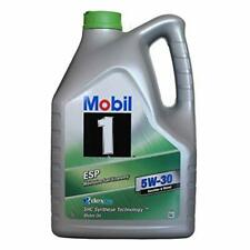 MOBIL 1 OIL FULLY SYNTHETIC ESP FORMULA 5W30 5W-30 5L