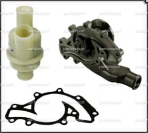 Coolant Thermostat w/ Water Pump for LAND ROVER Discovery 1999-2002