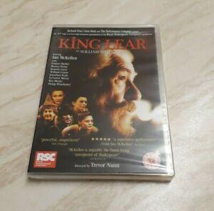 King Lear (DVD, 2008) Ian McKellen - Brand New Sealed