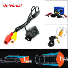 Universal SUV's Car Rear View HD CCD Color Parking Reversing Camera Waterproof