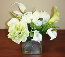 Wedding Floral Arrangement, Artificial Flowers, Home Decor