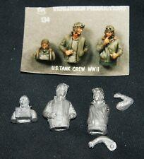 Verlinden 134 - US Tank Crew WWII , 1:35