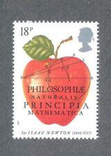 Sir Isaac Newton-Science-Great |Britain-mnh single