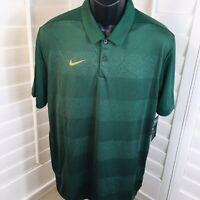 Nike Dri Fit Early Season Golf Polo Shirt, Green - Men's M - 908412-345 -NWT $65