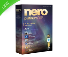Nero Platinum 2018 4k Multimedia 6 in 1 Suite