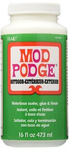 Mod Podge 16 oz Outdoor Decoupage,