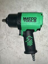 Matco Tools High Power Mt2779 1/2' Drive Impact Wrench Tool
