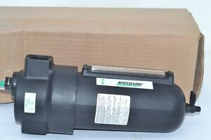 NEW SPEEDAIRE 4ZL19 250 psi Oil Removal Filter Modular Connector