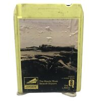 """QUAD-  The Moody Blues-""""Seventh Sojourn""""- 8 Track Tape  THS L 72407"""